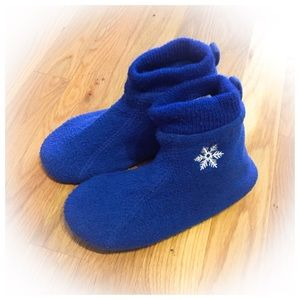 FREE W/ PURCHASE- Children's Place Blue Snowflake